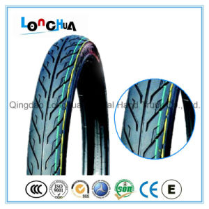 Popular Sale Durable Motorcycle Tyre with Classic Pattern (60/70-17) pictures & photos