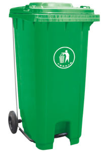 Plastic Waste Bin (MTS-80240F) pictures & photos