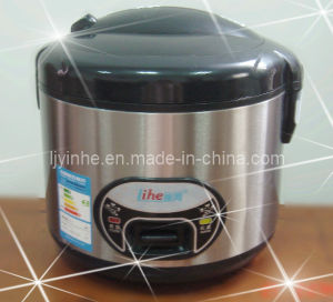 Deluxe Rice Cooker 16 (with stainless steel shell) (YH-DSS01)