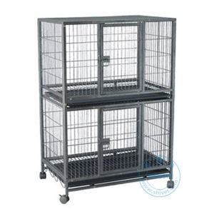 Square Tube Dog Cage (D1027) pictures & photos