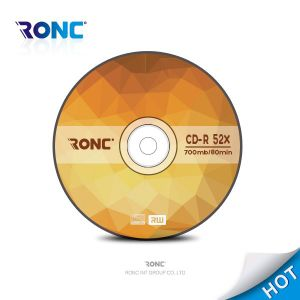 2015 Hot Sale Factory Price Ronc Brand Blank CD-R pictures & photos