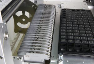 Prototype Pick and Place Machine (Neoden 4) with 48 Reel Feeders Automatic SMT Machine pictures & photos