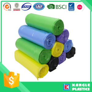 Hot Sale Plastic Star Seal Trash Liner on Roll pictures & photos