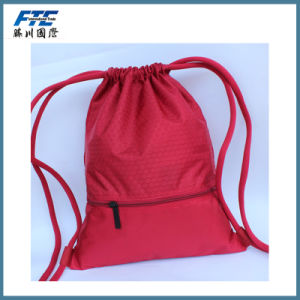 Custom Drawstring Bag Fashion Backpack Bag pictures & photos