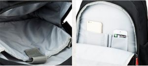 Black Computer Bag with Modern Leisure Design (SB6443) pictures & photos