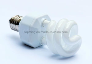 E27/B22 Half Spiral Energy Saving Lamp pictures & photos