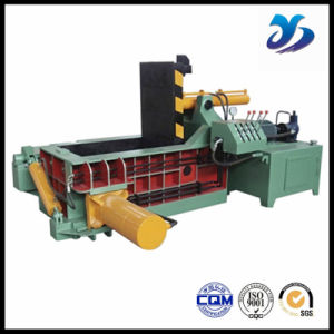 Manual and PLC Automatic Scrap Metal Baler pictures & photos