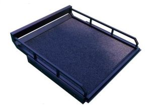 Slides Roll-out 4*4WD Cargo Bed