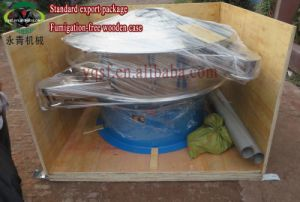 Special Design Icing Sugar Vibrating Sieve for Refined Sugar Salt pictures & photos