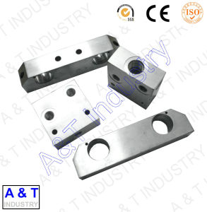 at OEM ODM High Quality Machinery Parts Made of Aluminum pictures & photos