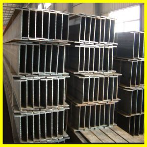 Structural Steel H Beam Building Material pictures & photos