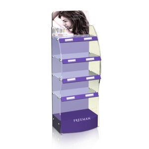 Experienced Acrylic Pop Display Stands Perpex Floor Display Shelf Wholesale pictures & photos