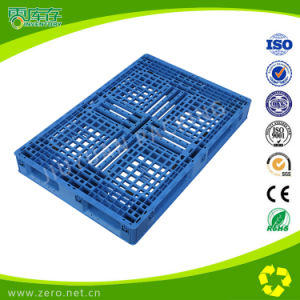 1200*800 Logistic and Transport Used Plastic Pallet Material with HDPE pictures & photos