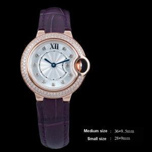 Japan Quartz Movt Wrist Watch (Ctier08)
