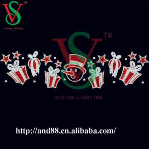 Zhongshan Christmas LED Stree Lights Motif Decoration Lights China Supplier pictures & photos