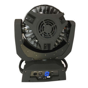 36X10W RGBW LED Moving Head Light with Zoom Wash, for Disco, DJ, KTV, Event Club, Stage Lighting pictures & photos