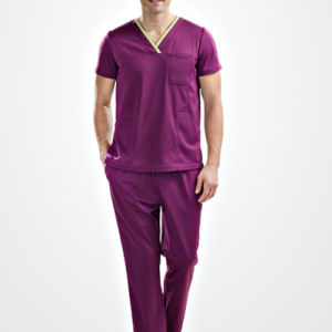 OEM - Polyester/Cotton Scrubs Medical /Fashionhospital Scrubs Uniforms pictures & photos