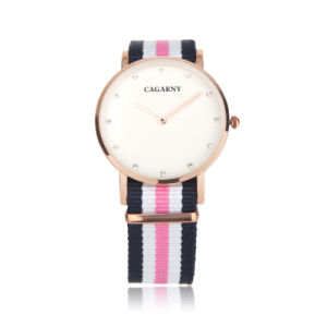 Fabric Watch Fashion Wristwatch for Unsex pictures & photos