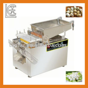 Automatic Quail /Bird Egg Peeling Machine pictures & photos