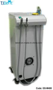 Quiet & Supply 1 Unit Movable Dental Vacuum Suction Unit (GS-M400) pictures & photos