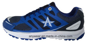 Athletic Men Footwear Gym Sports Running Shoes (816-9941) pictures & photos