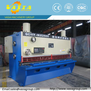 Hydraulic Guillotine Shearing Machine Factory Direct Sales with Best Price pictures & photos