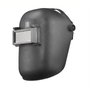 Flame Retardant Hand Type Full Face Welding Mask Ce Standard pictures & photos