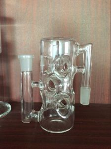 Crystal Glass Water Pipe Glass Bowl with Logo 14# 19# pictures & photos
