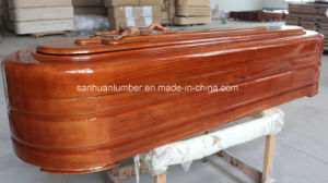 Funeral Coffins for European Style (R018) pictures & photos