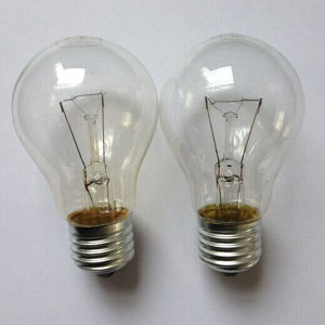 E27 Base 40W Clear A60 Incandescent Lamp pictures & photos