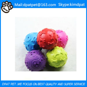 Pet Toy Rubber Ball pictures & photos