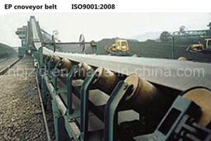 Chinese Manufacture of Ep Rubber Conveyor Belt pictures & photos