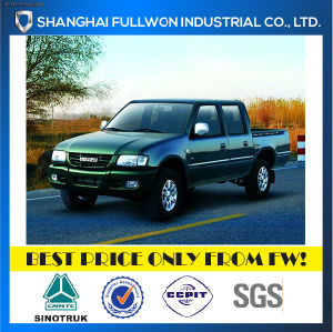 Isuzu 2.8L Diesel Double Row Pick up Truck pictures & photos