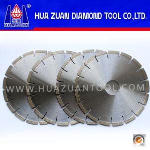 250mm Fan-Type Segmented Diamond Circular Saw Blades for Marble pictures & photos