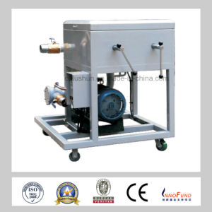 Plate Type Pressurized Oil Purifier pictures & photos