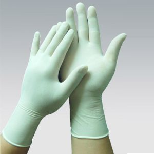 Top Quality Latex Medical Examination Glove pictures & photos