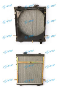 High Quality Foton Auto Parts Radiator pictures & photos
