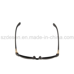 Wholesale High Quality Custom Logo Acetate Sunglasses for Lady pictures & photos