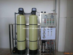 500L/H RO Drinking Water Treatment Plant