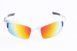Mountain Sports Eyewear with Air Venting on Lens (XQ179)