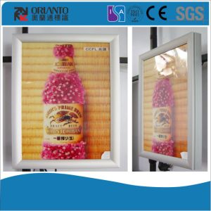 Guide Panel Wall Mounted Slim Light Box pictures & photos