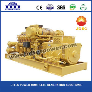 500kw/625KVA Coal Mine Gas Generator