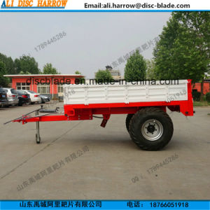 7c Series of European Farm Trailer for Tractor Hot Sale pictures & photos