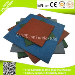 Playground Rubber Flooring Mats pictures & photos