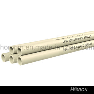 Water Pipe-PVC Tube-CPVC Water Pipe-Plastic Pipe-ASTM D2846 CPVC Water Pipe