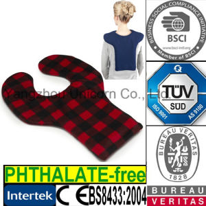 Silicone Lavender Wheat Bag Neck Warmer Microwave Heat Bag pictures & photos