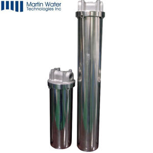 Stainless Steel Cartridge Filter Housing (SS304/SS316) pictures & photos