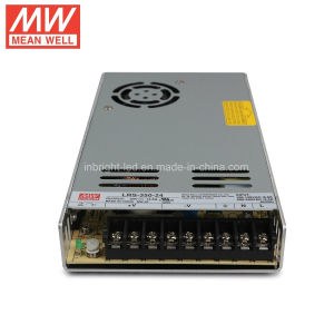 12V 350W Meanwell Brand Lrs-350-12 Indoor LED Switching Power Supply pictures & photos