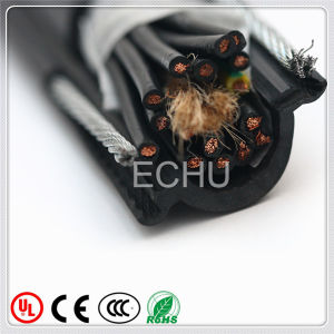 Low Voltage System Crane Pendant Cable with Steel Wire Core pictures & photos