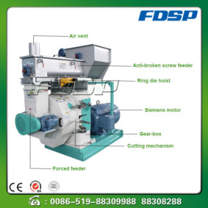 Factory Directly Selling Heating Pellet Machine pictures & photos